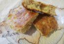 Яблочная шарлотка с творогом в духовке — мой фото рецепт