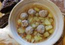 Суп с фрикадельками и гречкой — самый вкусный рецепт